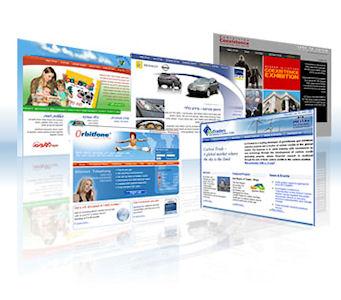 website design web